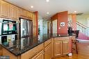 Lovely maple cabinetry - 32 PALISADES DR, STAFFORD