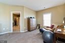 Owner's suite and sitting room - 32 PALISADES DR, STAFFORD