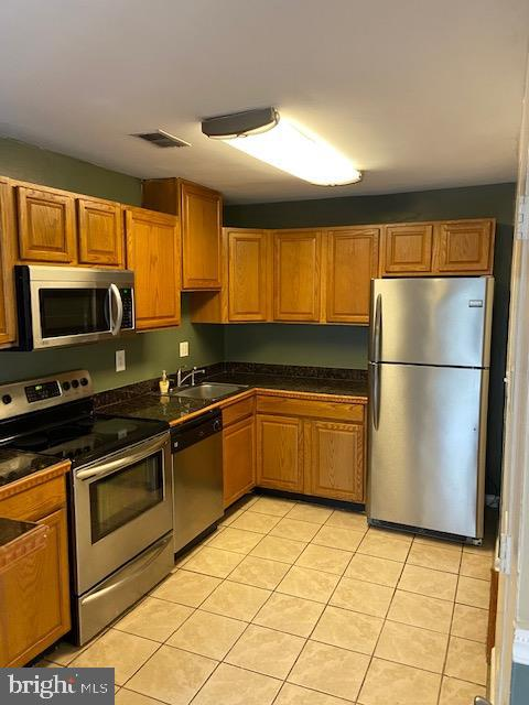 Kitchen - 10120 SCOTCH HILL DR #36-3, UPPER MARLBORO
