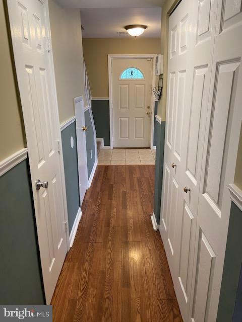Hallway on Main level - 10120 SCOTCH HILL DR #36-3, UPPER MARLBORO