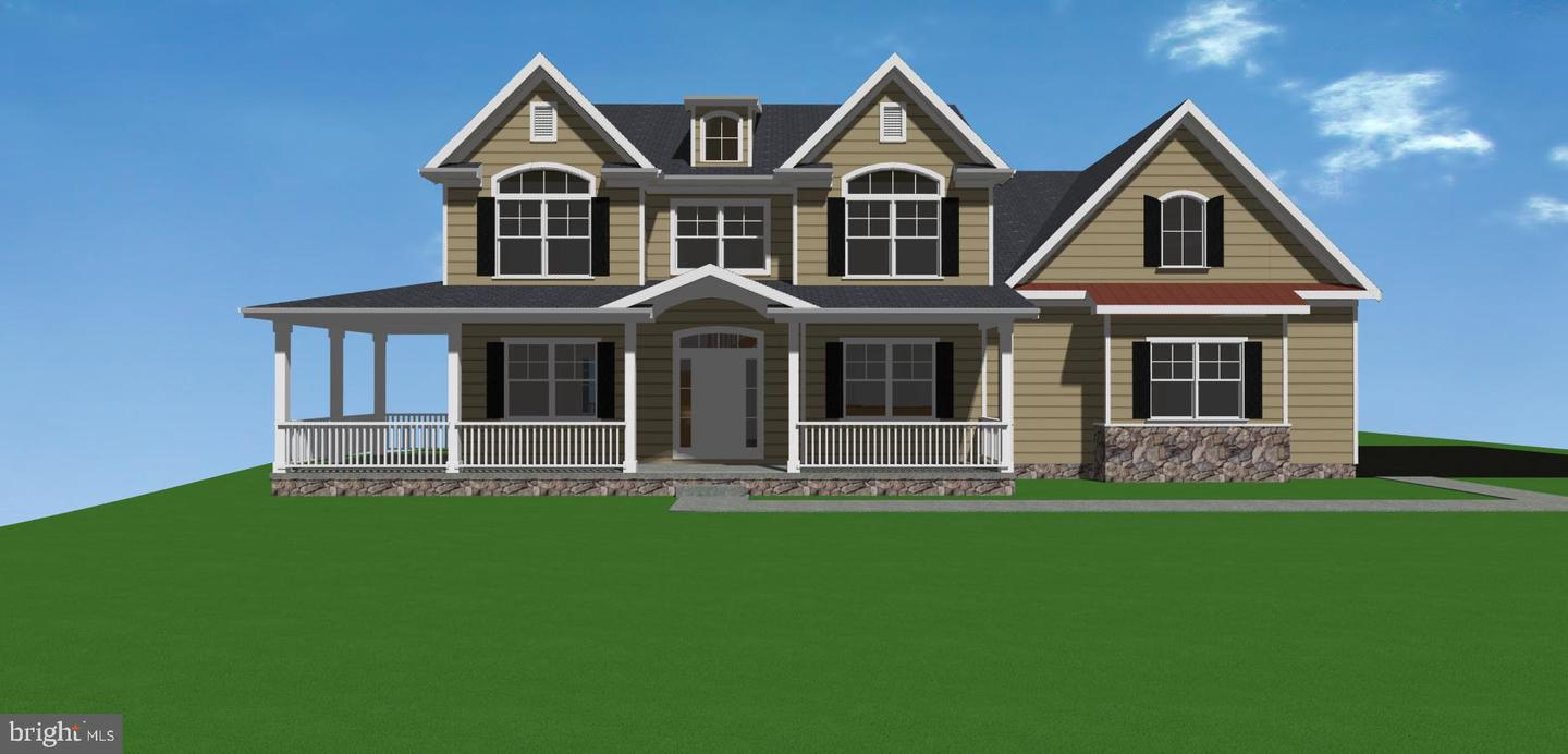 Single Family Homes pour l Vente à Glen Arm, Maryland 21057 États-Unis