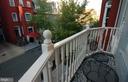 Balcony - 1830 JEFFERSON PL NW #8, WASHINGTON