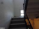 Second floor stairway to top floor - 1026 3RD ST SE, WASHINGTON