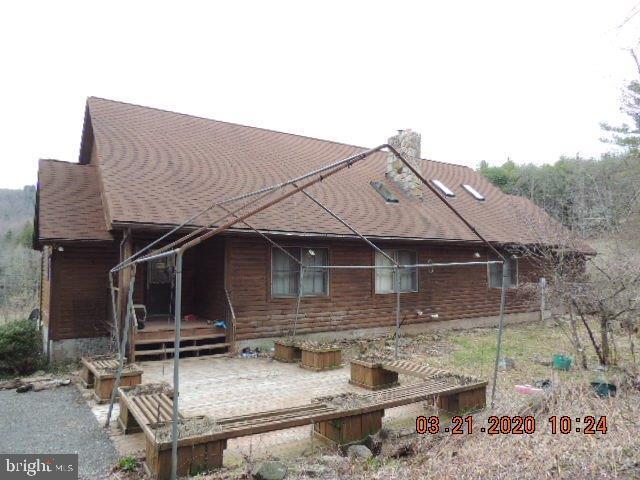 Single Family Homes 为 销售 在 Grantsville, 马里兰州 21536 美国