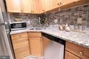 Granite Counter Tops - 131 R ST NE, WASHINGTON