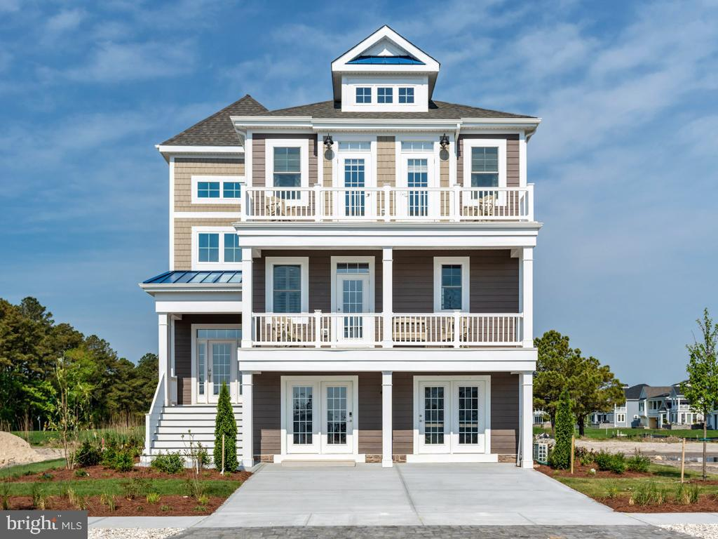 Single Family Homes للـ Sale في CATALINA TO-BE-BUILT HOME Millsboro, Delaware 19966 United States