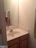 Half Bath - 7320 WYTHEVILLE CIR, FREDERICKSBURG