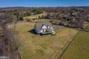 Another drone image - 40319 CHARLES TOWN PIKE, HAMILTON