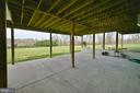 Lower level covered patio - 40319 CHARLES TOWN PIKE, HAMILTON