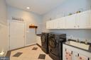 Exceptional laundry/mud room - 40319 CHARLES TOWN PIKE, HAMILTON