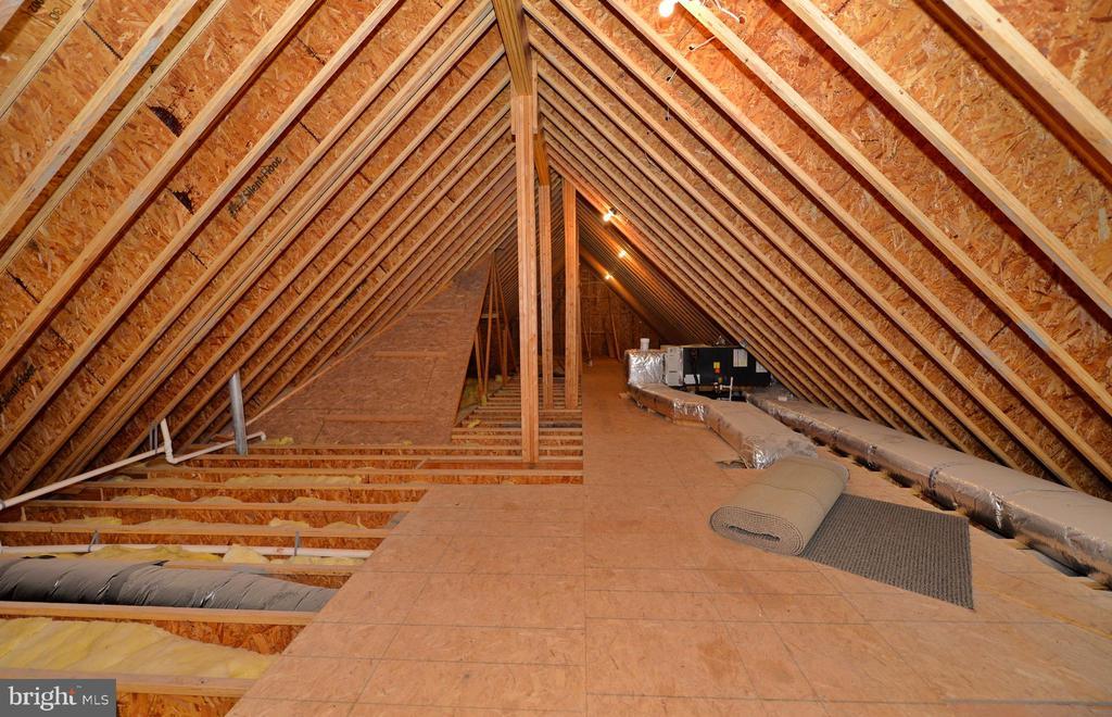 Third level attic - 40319 CHARLES TOWN PIKE, HAMILTON
