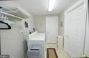 Lower level spacious laundry room - 40319 CHARLES TOWN PIKE, HAMILTON
