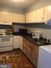 Kitchen - 116 HUGHEY CT, FREDERICKSBURG