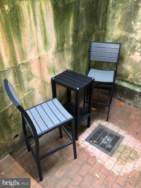 Back patio - 11 2ND ST NE #104, WASHINGTON