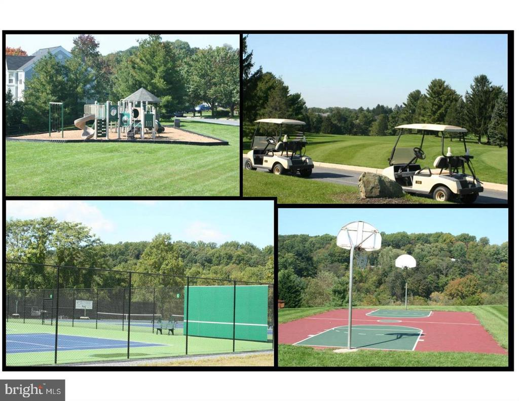 Tot Lots, Golf, Basketball, Tennis and more! - 6720 ACCIPITER DR, NEW MARKET