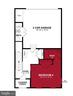 Lower Level Floor Plan - 1586 MEADOWLARK GLEN RD, DUMFRIES