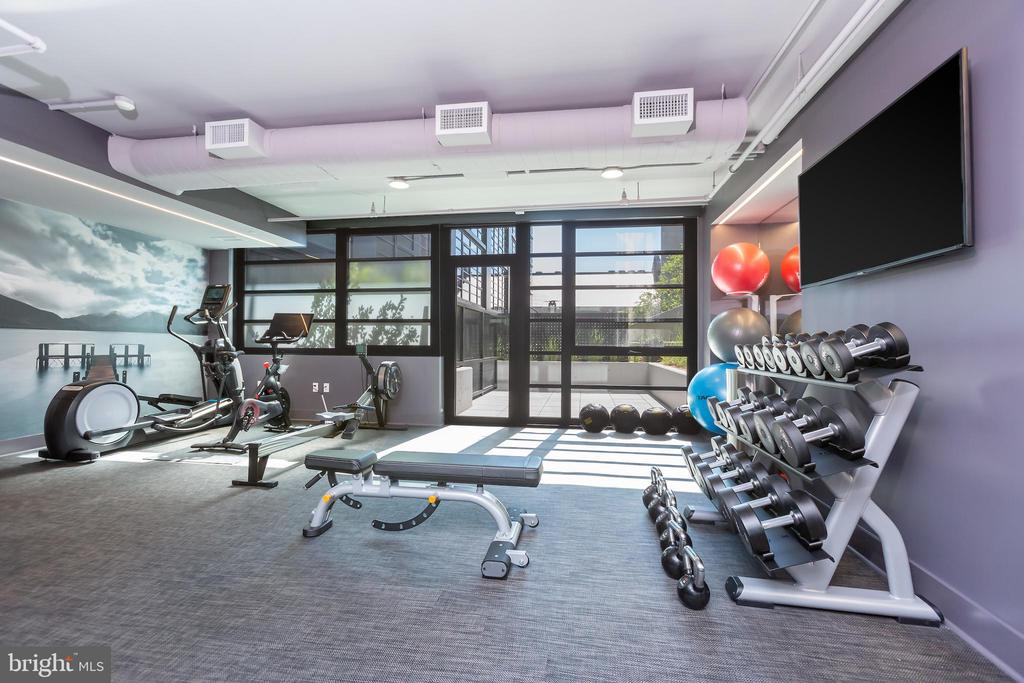 The Bower Fitness Center. - 1300 4TH ST SE #808, WASHINGTON