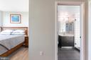 Master Bedroom ensuite - 1300 4TH ST SE #808, WASHINGTON