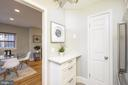 Pantry in kitchen - 1813 16TH ST NW #1B, WASHINGTON