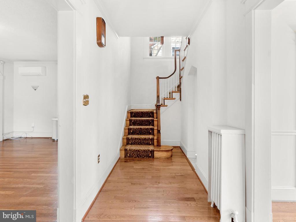 Foyer/Entry - 4207 STANFORD ST, CHEVY CHASE