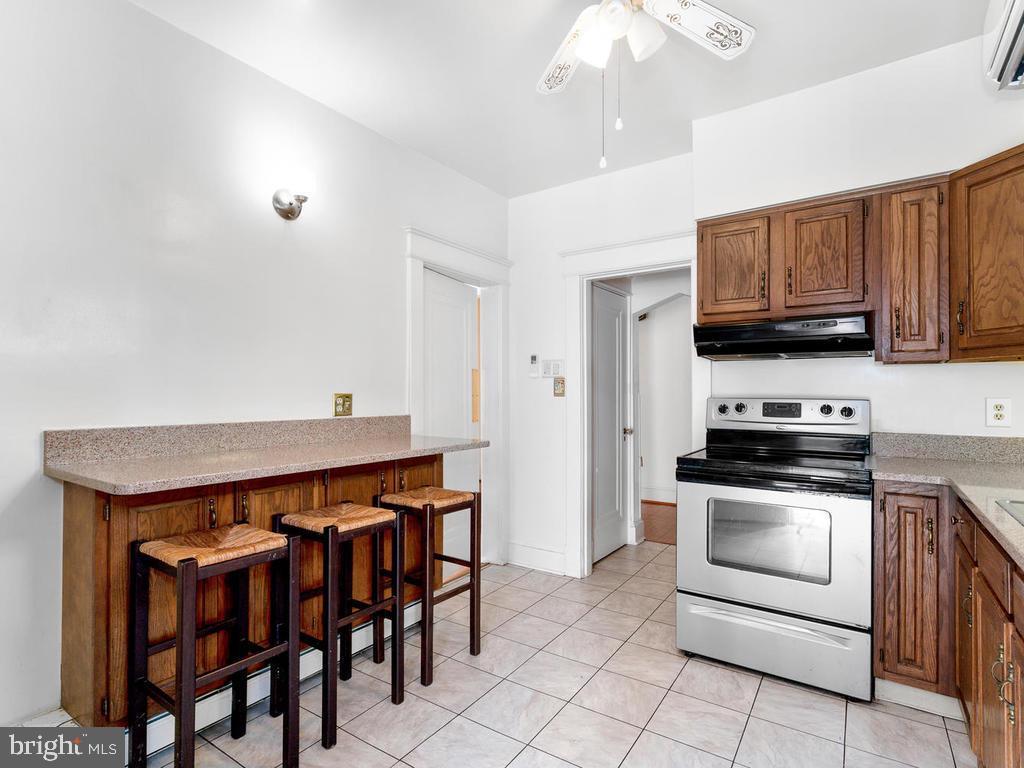 Kitchen - 4207 STANFORD ST, CHEVY CHASE