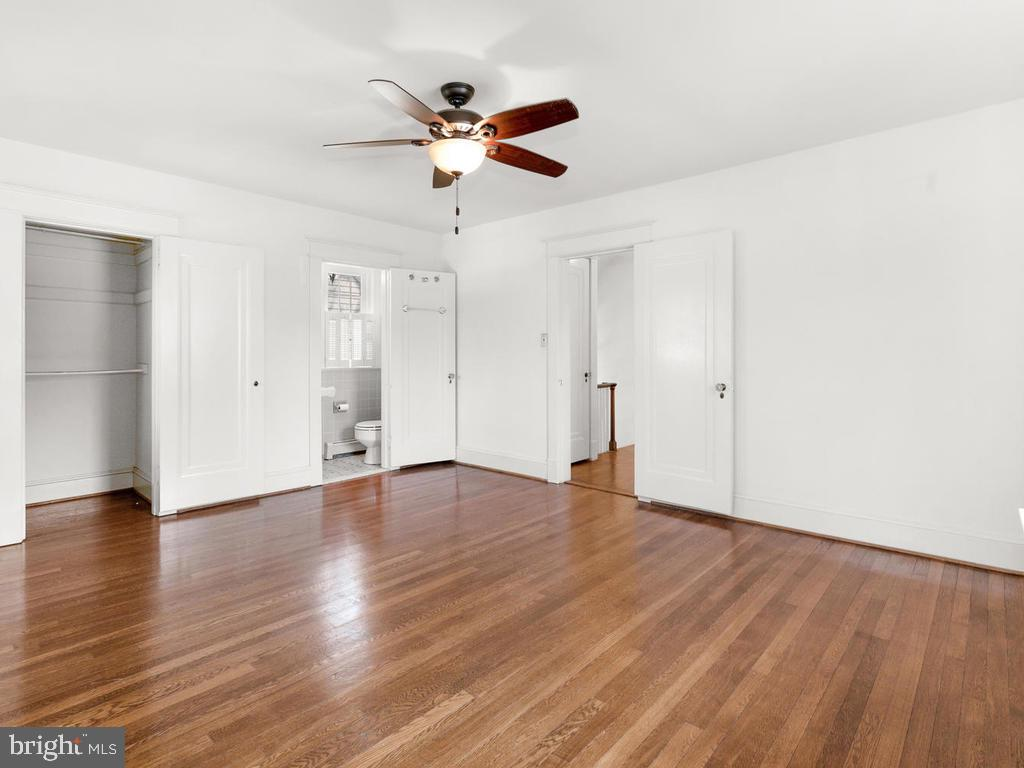 Master Bedroom - 4207 STANFORD ST, CHEVY CHASE