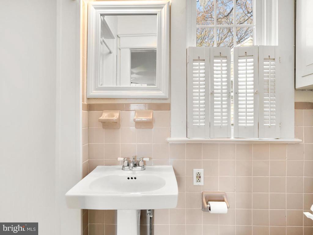 Master Bath - 4207 STANFORD ST, CHEVY CHASE
