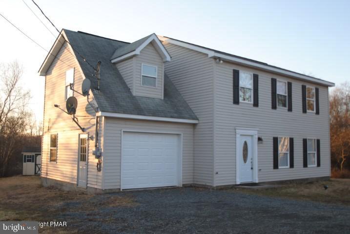Single Family Homes για την Πώληση στο 2427 ALLEGHENY Drive Blakeslee, Πενσιλβανια 18610 Ηνωμένες Πολιτείες