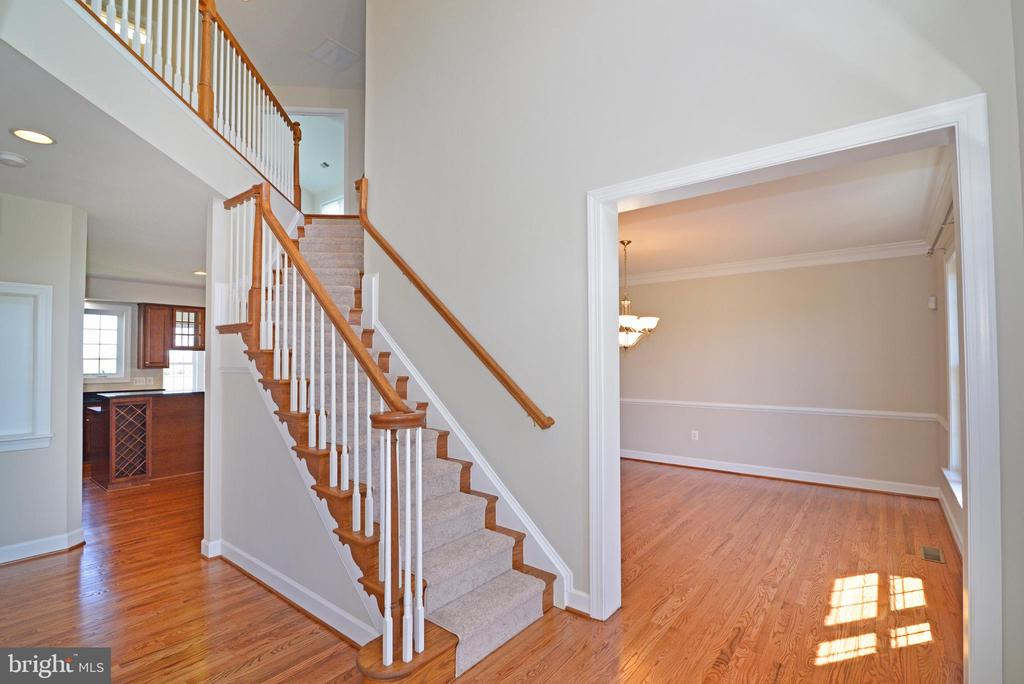 Foyer - 14042 BLUE VIEW CT, LEESBURG
