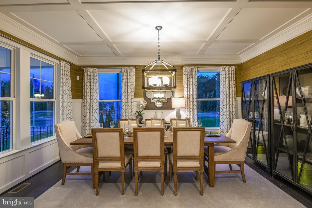 Dining Room - 1 SHERMANS RIDGE RD, STAFFORD