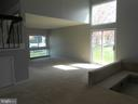Expansive Living Room - Vaulted Ceiling - 7702 BRANDON WAY, MANASSAS