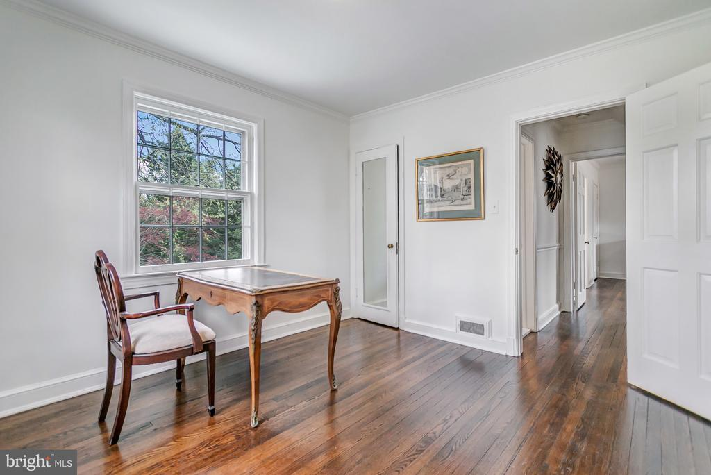 Second bedroom - 7007 CONNECTICUT AVE, CHEVY CHASE