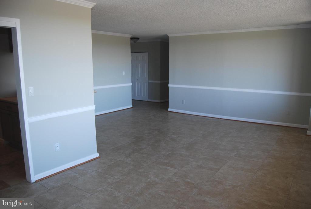 Huge Living Room - 5500 HOLMES RUN PKWY #1517, ALEXANDRIA