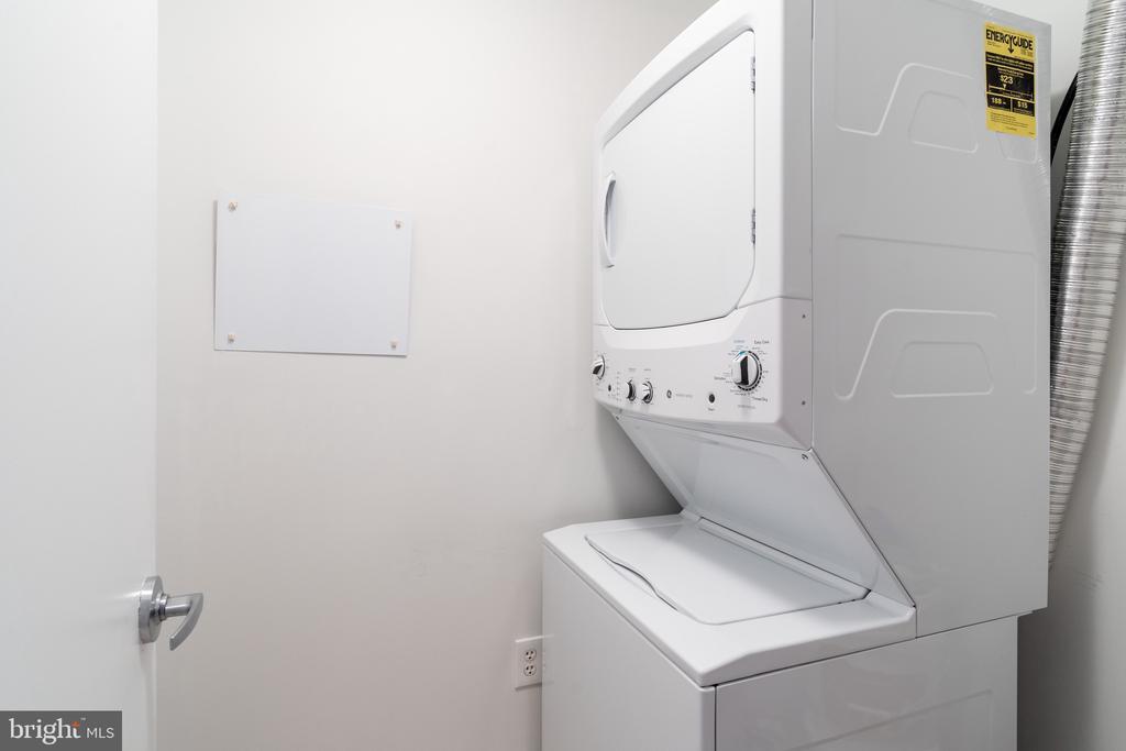 Laundry room - 675 E ST NW #900, WASHINGTON