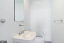 Half bathroom - 675 E ST NW #900, WASHINGTON