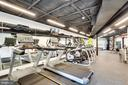 Fitness Center - 3800 FAIRFAX DR #1014, ARLINGTON