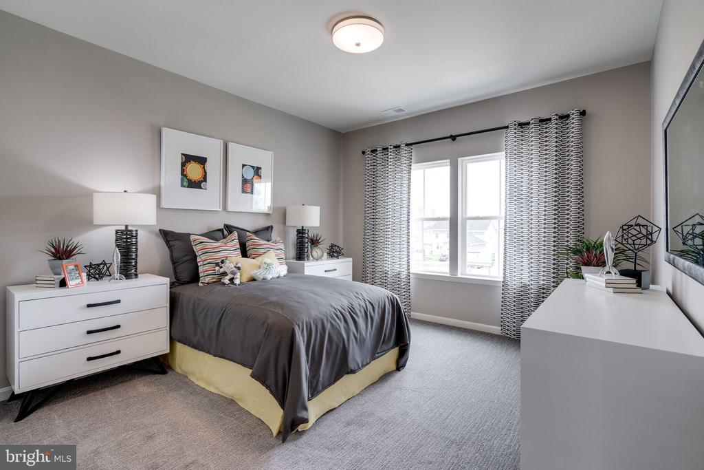 Model Home- Bedroom - EMBREY MILL ROAD- HOPEWELL, STAFFORD