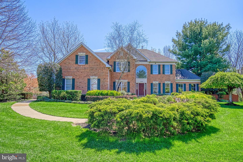 Single Family Homes のために 売買 アット Reston, バージニア 20190 アメリカ