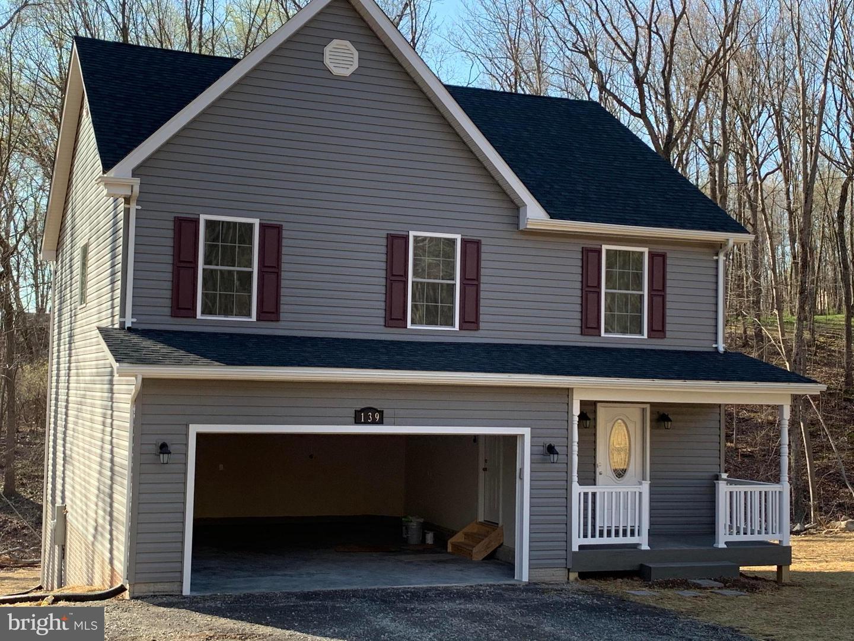 Single Family Homes för Försäljning vid Gore, Virginia 22637 Förenta staterna