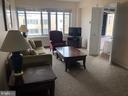 Living room with lots of light - 1711 MASSACHUSETTS AVE NW #803, WASHINGTON