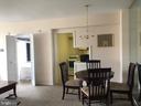 Dining area - 1711 MASSACHUSETTS AVE NW #803, WASHINGTON