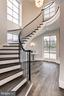 Stair Detail - 5427 GOLDSBORO RD, BETHESDA