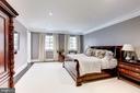 Master Bedroom - 5427 GOLDSBORO RD, BETHESDA
