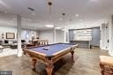 Game Room w/Bar - 5427 GOLDSBORO RD, BETHESDA