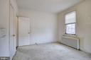 Bedroom 1 - 5220 N CAPITOL ST NW #109, WASHINGTON