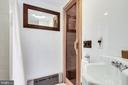 Lower level Full Bath - 61 COLLEGE AVE, ANNAPOLIS