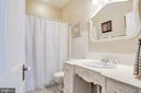 Hall Bath - 61 COLLEGE AVE, ANNAPOLIS