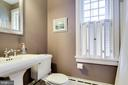 Main level Full Bath - 61 COLLEGE AVE, ANNAPOLIS