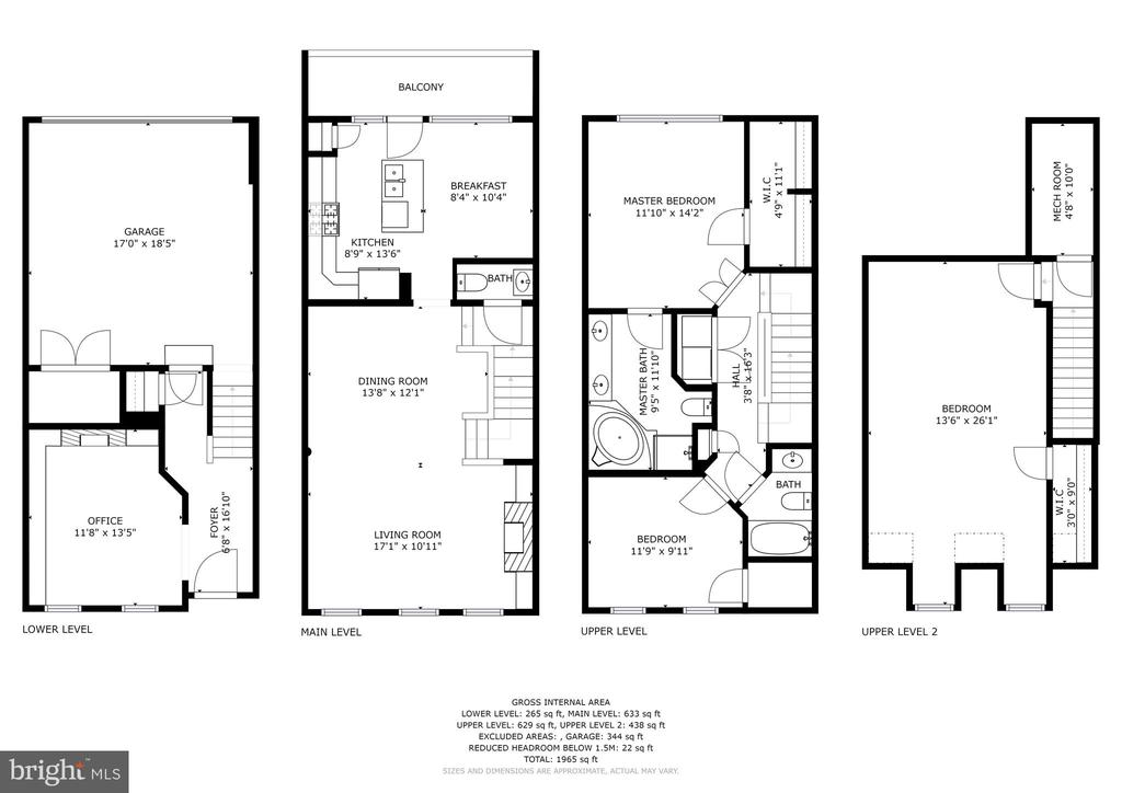 Floor Plans - 308 S PAYNE ST, ALEXANDRIA
