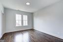 abundant light in third upstairs bedroom - 4856 33RD RD N, ARLINGTON